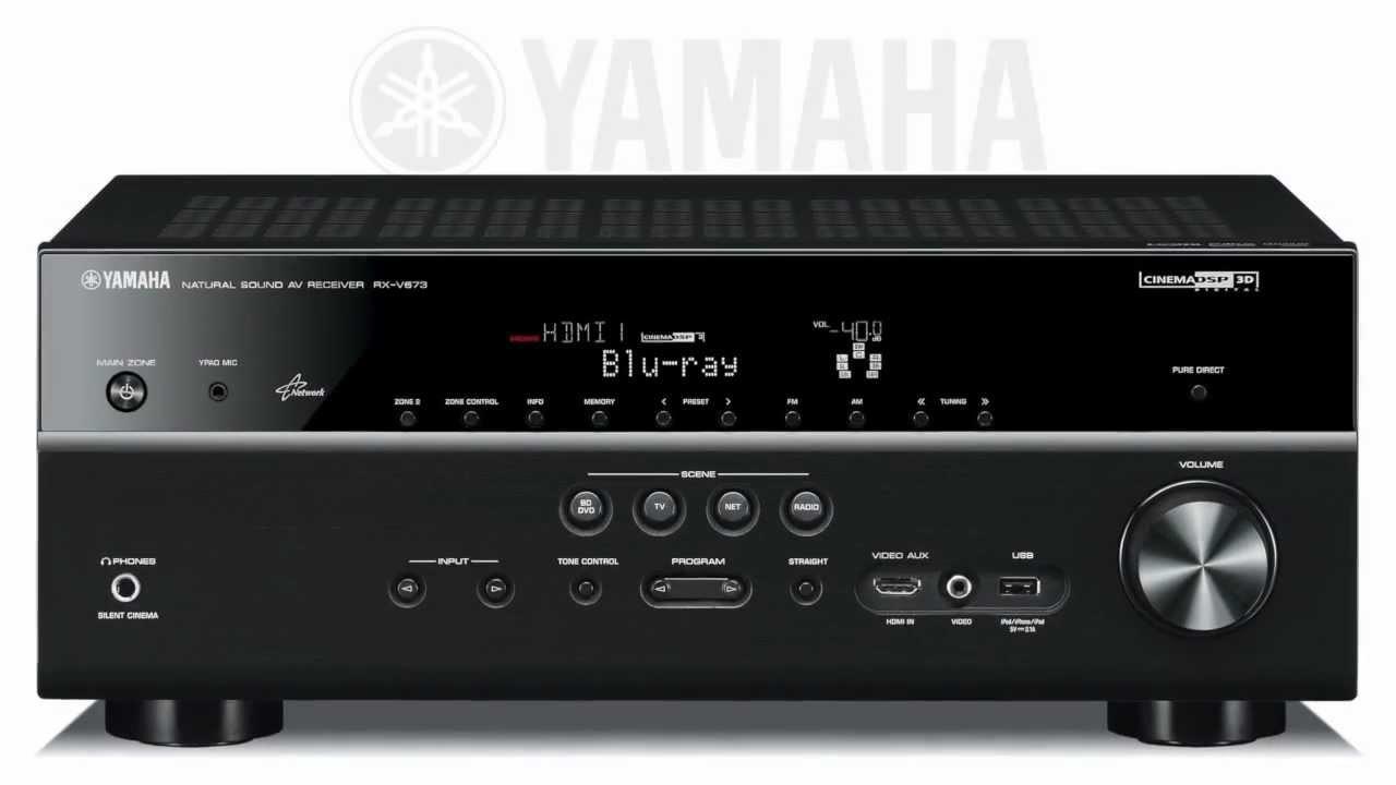 yamaha v673 manual