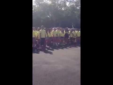 Konawaena Middle School Hawaiian Chant