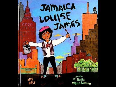 Read-Aloud Book:  Jamaica Louise James