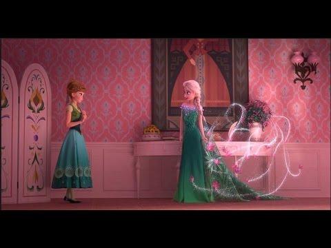 Disney's Frozen Fever Trailler and Full