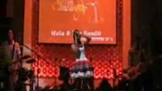 Mala & The Bandit  - KASIH (Live at MU CafeBar, Jakarta)