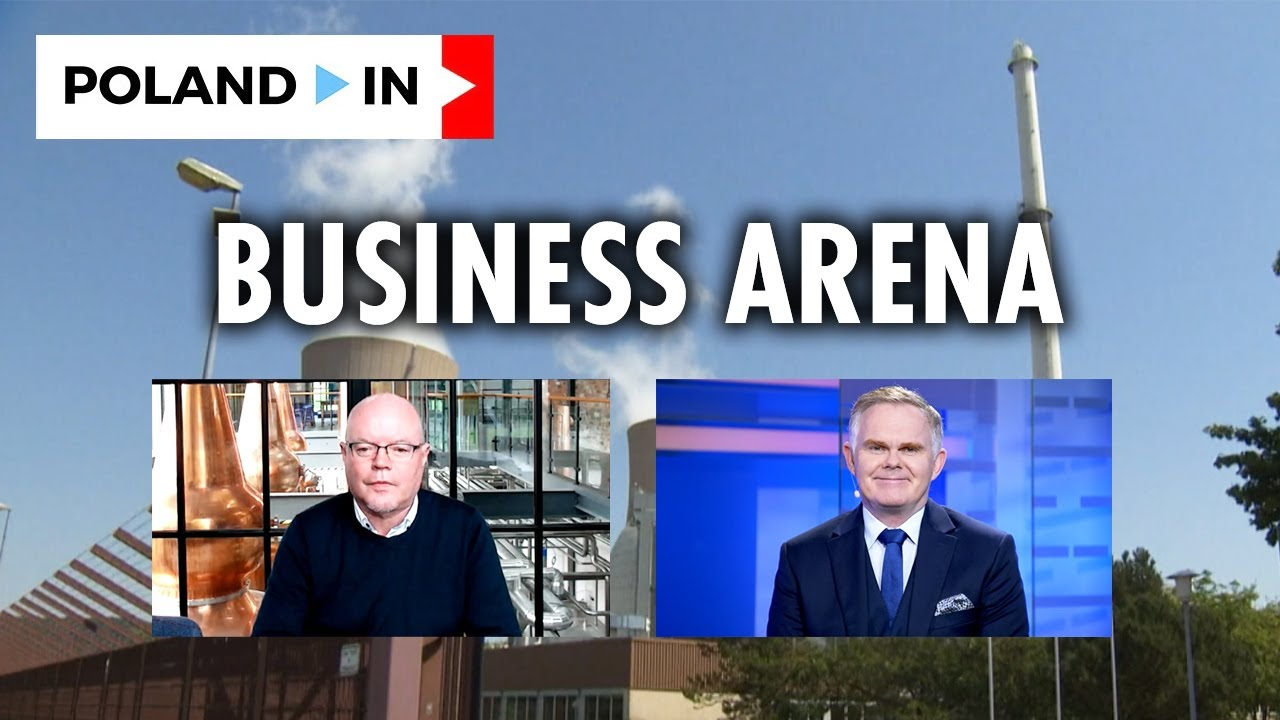 BUSINESS ARENA | 24.09.2021 | GUEST: MICHAEL MORRIS | Poland In