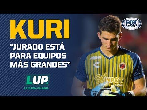 """Fidel Kuri: ¿Jurado a Tigres o Monterrey? """"son equipos chiquitos"""""""