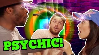 SUBSCRIBE TO SMOSH 2ND ▻▻ http://youtube.com/ianH Time to read each other's MINDS! Send us mail here! PO BOX 855 Smosh c/o Squad Vlogs 5042 ...