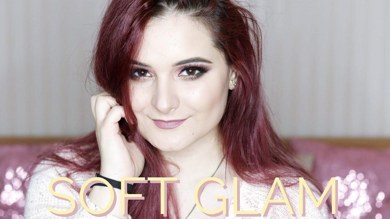 Anastasia Dumitrescu anastasia beverly hills soft glam makeup || maria dumitrescu