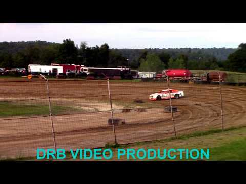 Marion Center Speedway 8/26/17 Pure Stock Heat 2 OF 2