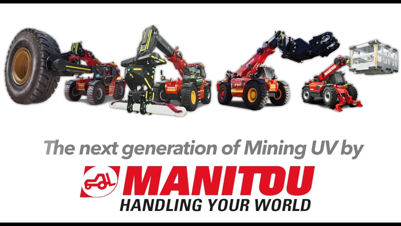 Manitou presents new items 63