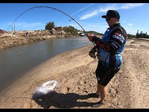 BIG Hook Up!! | Fishing Ross Creek Ep-5