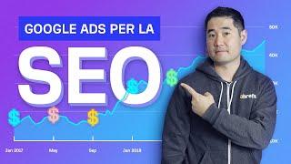 Come usare Google Ads per Migliorare la SEO