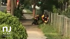 Video of Millville Police officer punching a man on the ground