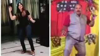 Aap ke ajane se dance performance viral uncle dance|dabbu uncle dance| govinda style dance