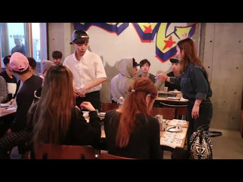 YG Family at YG New Restaurant (Samgeori Butchers's Pork Charcuterie)