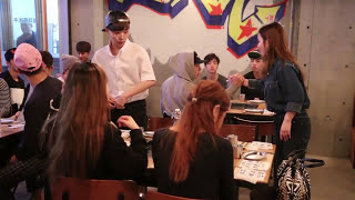 YG Family at YG New Restaurant (Samgeori Butchers's Pork Charcuterie)