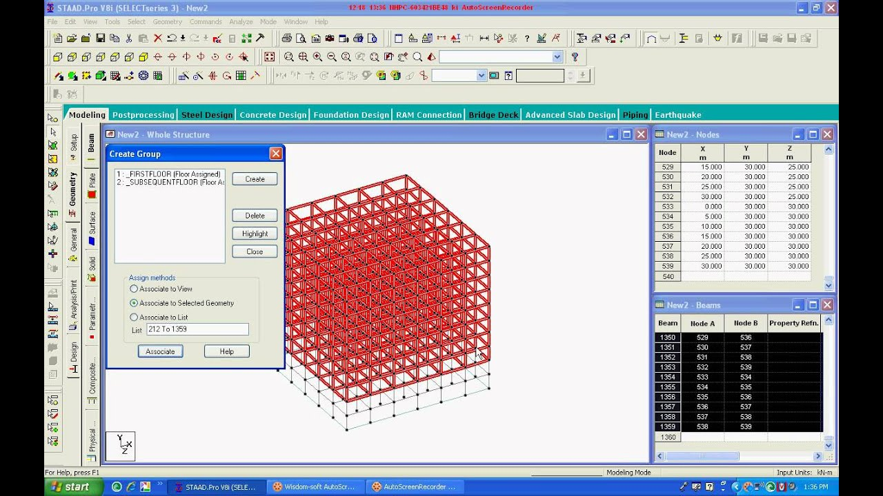 Design Of Rcc Building Using Staad Pro