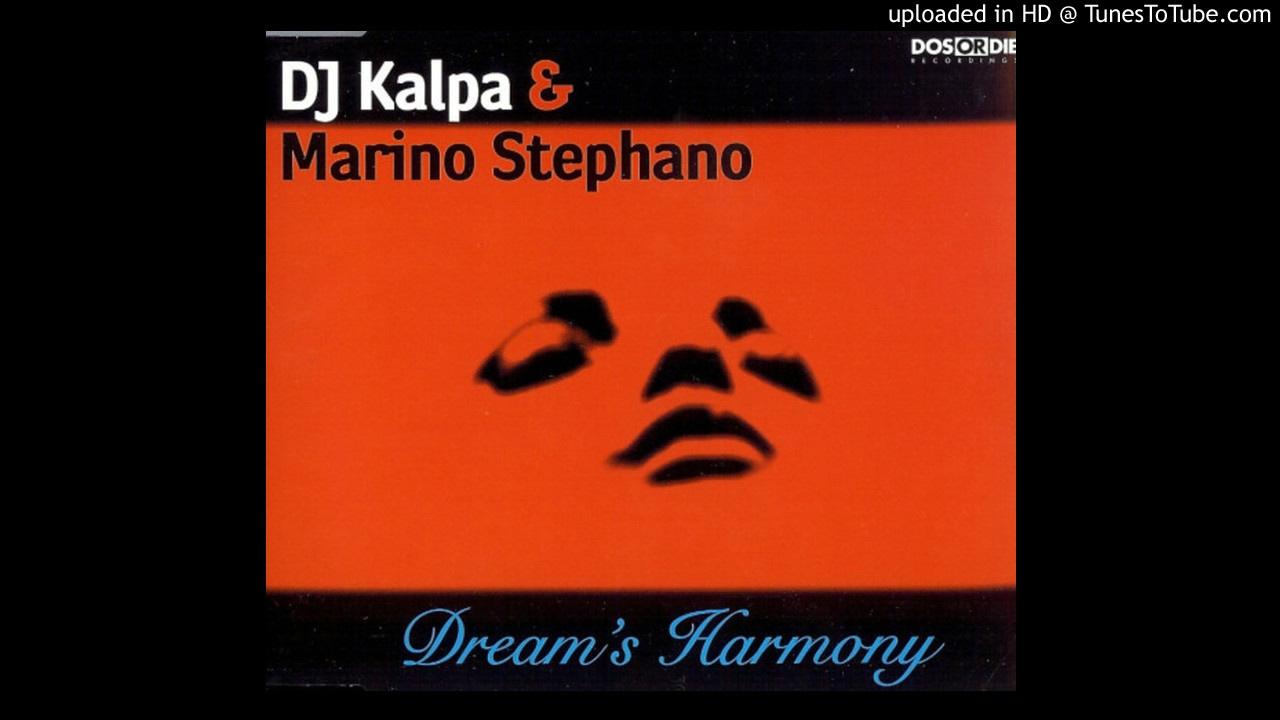 DJ Kalpa & Marino Stephano - Don't Stop / Atomic