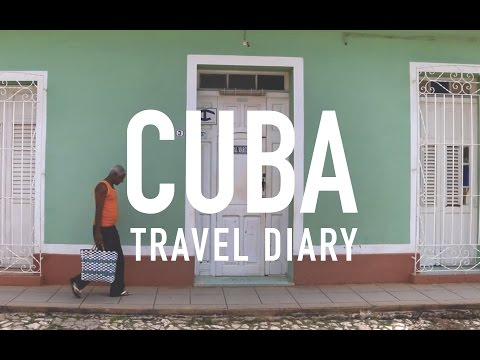 CUBA TRAVEL DIARY PART III ♡ TRINIDAD