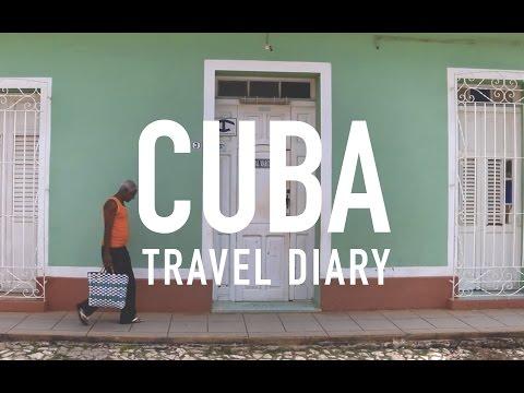 CUBA TRAVEL DIARY PART III ♡ TRINIDAD