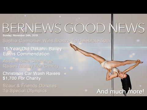 "Bernews ""Good News"" Sunday Spotlight, November 24, 2019"