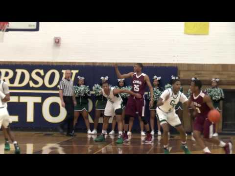 UofD Jesuit vs. Detroit Cass Tech - 2017 Boys Basketball Playoff Highlights