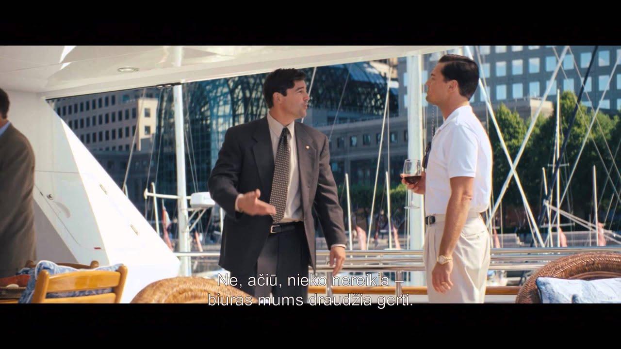 VOLSTRYTO VILKAS / Wolf Of Wall Street, The (lietuviški subtitrai)