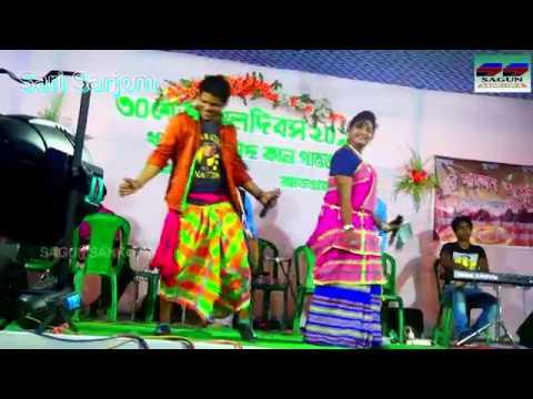 New santali live stage programme 2018 miss Mandira /// Chetan talaa rema dangka enej kana