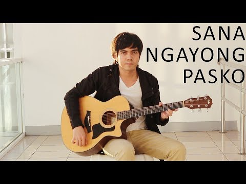 Sana Ngayong Pasko (fingerstyle guitar cover)