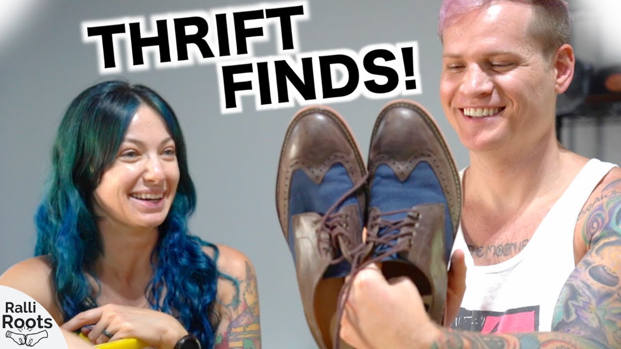We Bought All This Stuff From Thrift Stores To Resell Online!