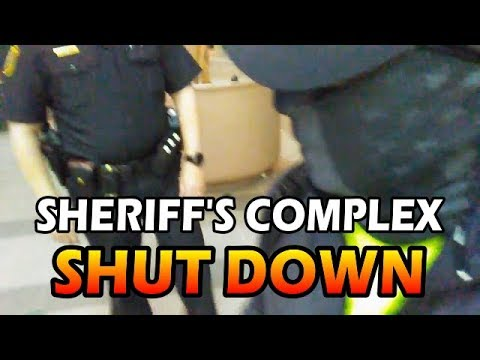 STOCKTON SHERIFFS Gets SHUT DOWN  Asked For Internal Affairs  NATE DIAZ Shows Up