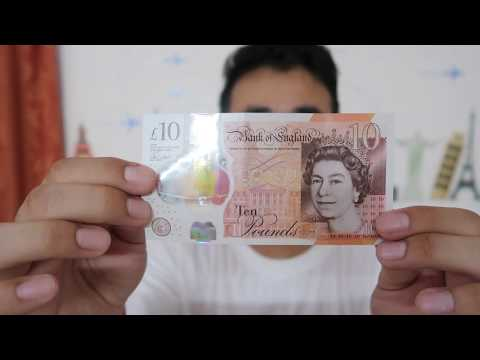 England Pound Money And Currency Travel Vlog In Hindi - All About Pound Money Exchange And Rate