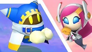 Kirby Star Allies - Origin of Magolor Taranza Susie Moveset (NEW DLC Characters)