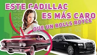 El COCHE DE MIS SUEÑOS | CADILLAC EL DORADO , AUTO MÁS CARO QUE UN ROLLS ROYCE | EL MUNDO DE CAMILA