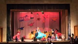 Цыганский танец.