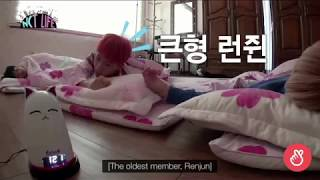a typical morning at the nct dream dorm