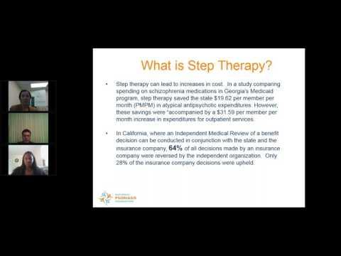 West Virginia Step Therapy Webinar