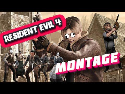 MONTAGE | RESIDENT EVIL 4 - МЯСОКРОВЬКИШКИ | RPGSha4ka