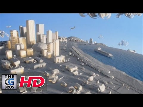 "CGI VFX Spot : ""Connections"" by - Embassy VFX"