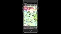 TOPO GPS: Smartphone GPS App für iOS und Android