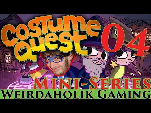 Indie Game Series - Costume Quest #4 |