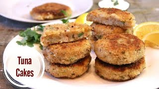 Tuna Cakes - Delicious and Easy