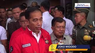 Medali Emas ke-29 Bikin Jokowi - Prabowo dalam Satu Pelukan