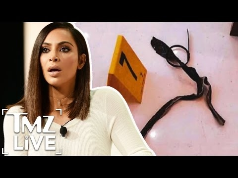 Kim Kardashian Crime Scene Photos Surface | TMZ Live