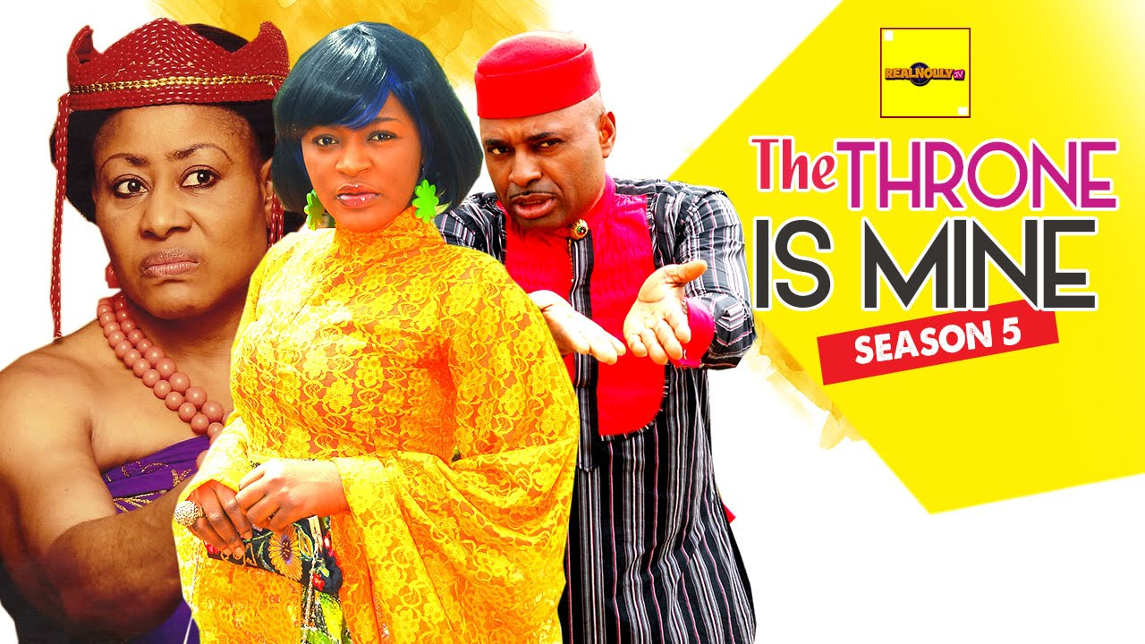 Download The Throne Is Mine 5 - Nigerian Nollywood Movies