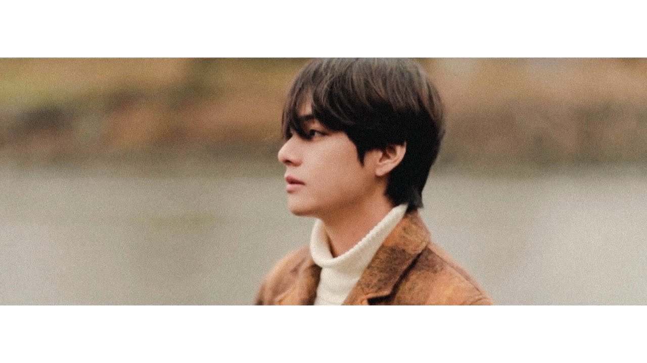 bts v winter bear feat g c f happy birthday taehyung 2019. Black Bedroom Furniture Sets. Home Design Ideas