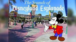 Mix - Disneyland Esplanade Music Loop