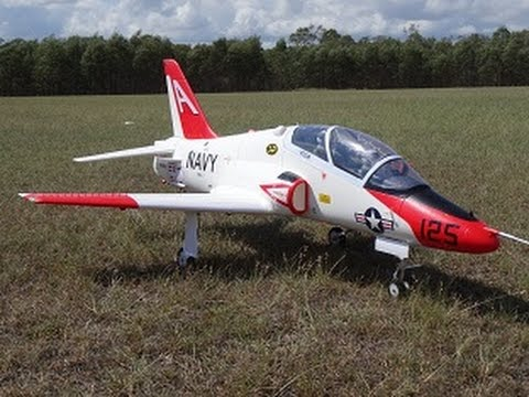 Freewing T-45 Goshawk Super Scale 90mm EDF Jet from Xtreme Hobby | RC Skunk  Works ADP