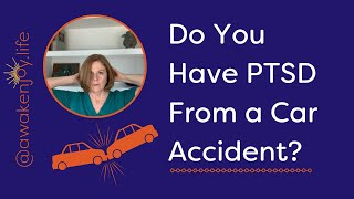 PTSD Car Accident (How to Recover!)