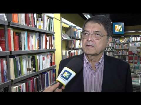 """Entrevista con Sergio Ramírez acerca del libro """"Sara"""", Premio Carlos Fuentes 2015"""