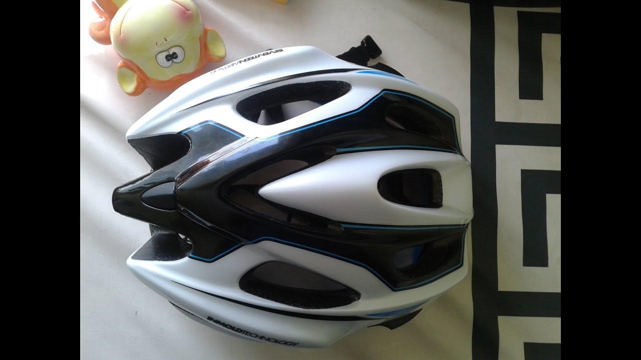 3a0d5ff00 Btwin 700 Road Bike Helmet   Ash Cycles