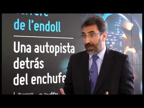 Inauguración de 'Una autopista detrás del enchufe' en Museu de les Ciències de Valencia