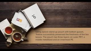 Teabox Packaging Review - Bizongo